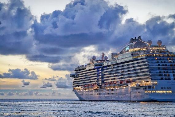 Cruise Engeland 1